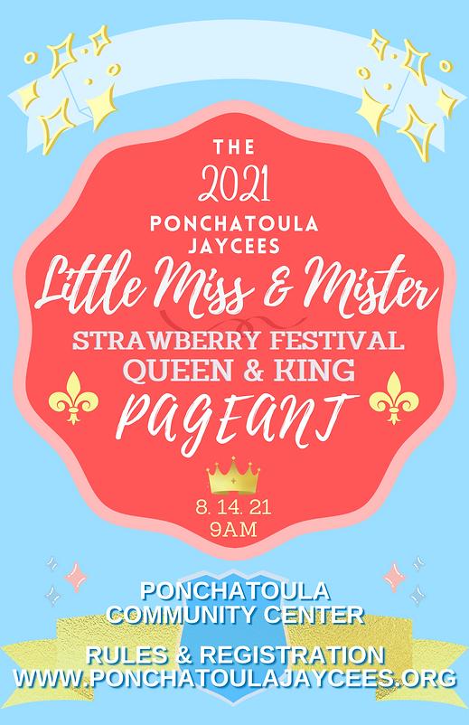 Little Miss & Mister Final Flyer 2021.pn