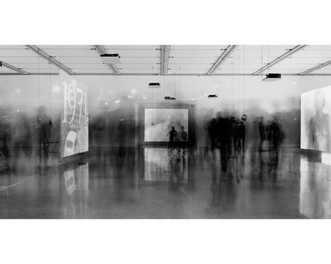 """""""Mein Körper ist das Ereignis"""" 2015, Museumsquartier, Vienna"""