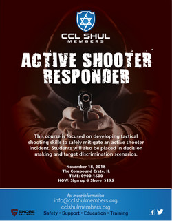 Active Shooter Responders Training