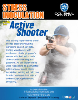 Stress Inoculation Active Shooter