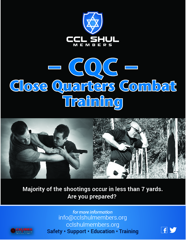 Close Quarters Combat Training