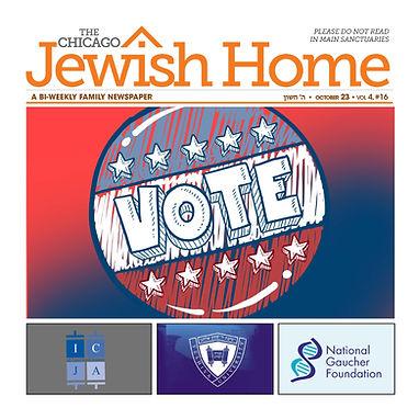 Jewish Home article Defend Your Castle-p