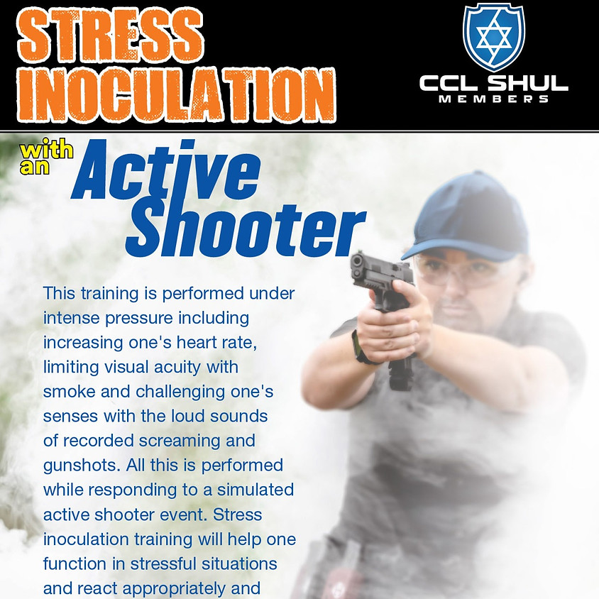 Stress Inoculation With An Active Shooter