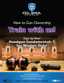 New to Guns (Women Only)