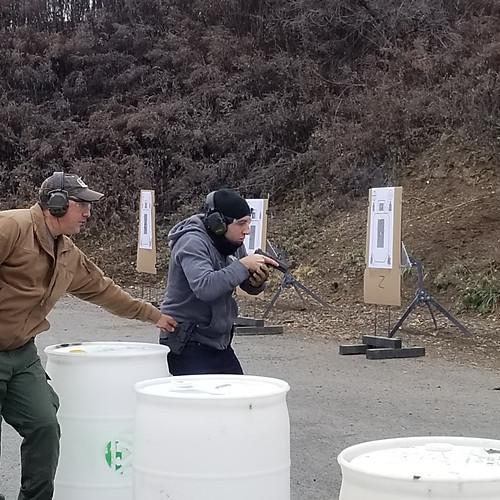 Crete Shooting Range