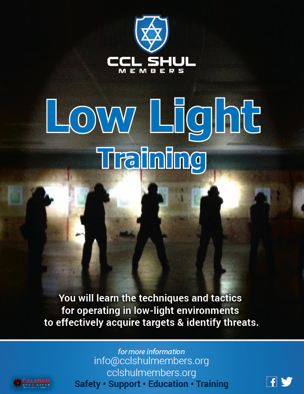 Low Light Training