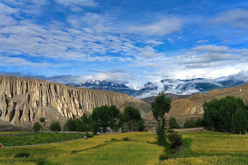 Upper Mustang - Népal
