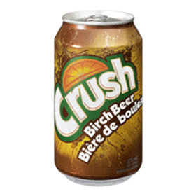 Crush Birch Beer (Root Beer)