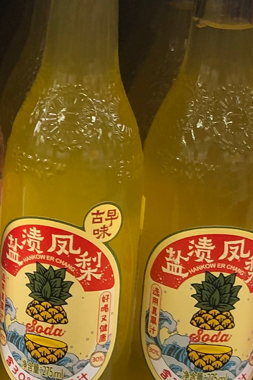 Hankow Er Chang Pineapple Soda 275ml