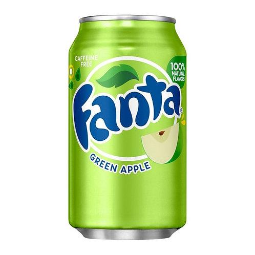 Fanta Green Apple 355ml Can