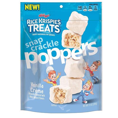 Rice Krispie Treats Poppers Cookies n Cream