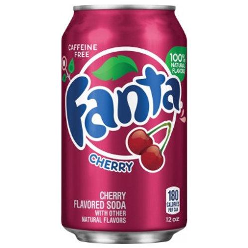 Fanta Cherry 355ml Can