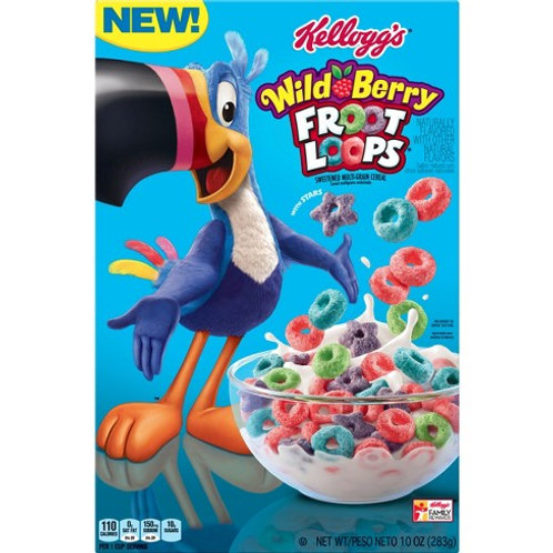 Froot Loops Wild Berry (Family Size)