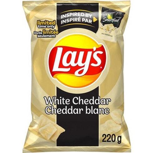 Lays White Cheddar