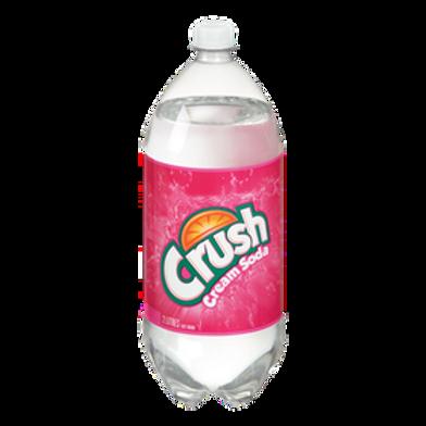 Crush Cream Soda Clear 2L