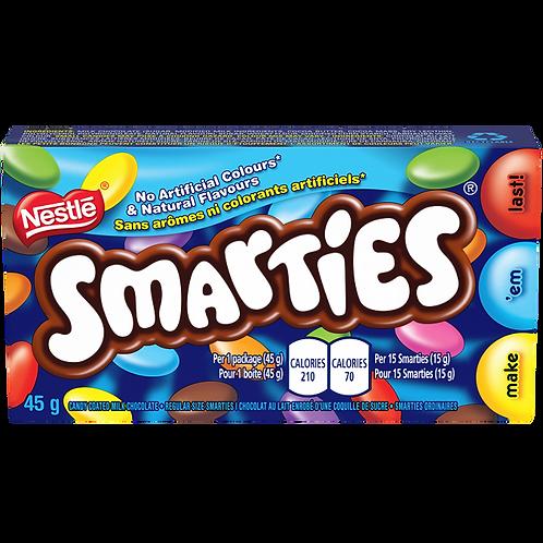 Smarties single