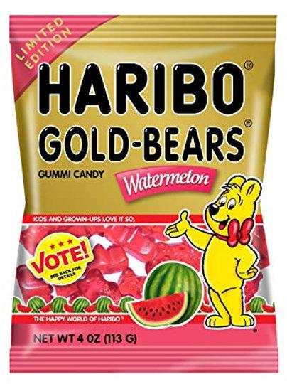 Haribo Gold Bears Watermelon