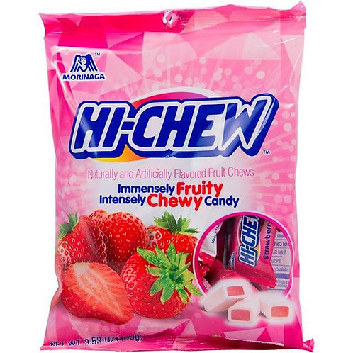 Hi Chew Immensely Fruity Strawberry 90g