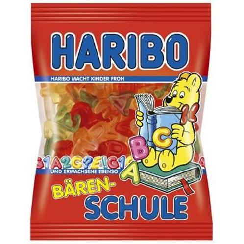 Haribo Baren-Schule (ABC's)