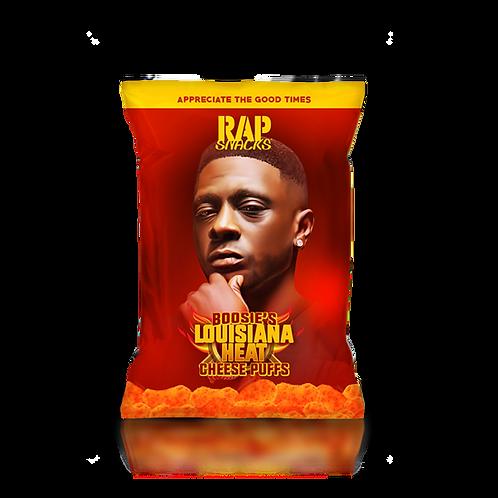 Lil Boosie | Louisiana Heat Cheese Puffs