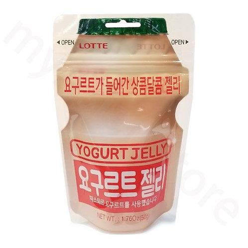 Yogurt Jelly Gummies
