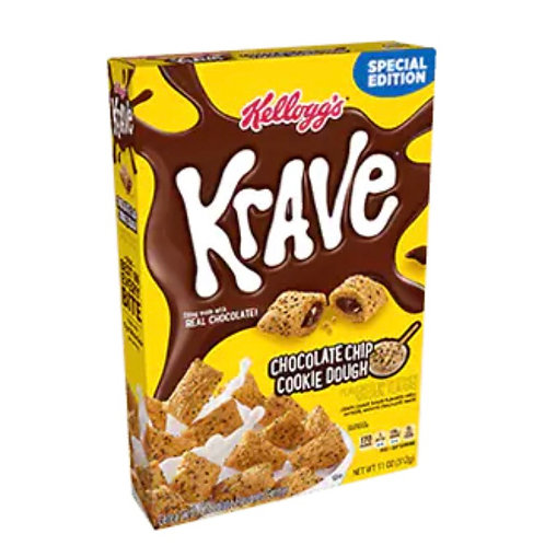Krave Chocolate Chip Cookie Dough