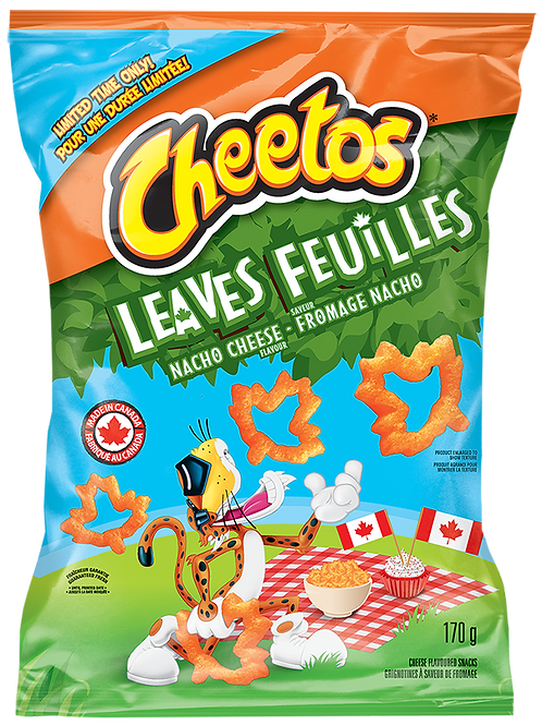 Cheetos Leaves