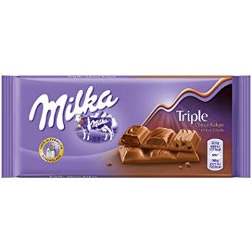 Milka Triple Choco Cocoa