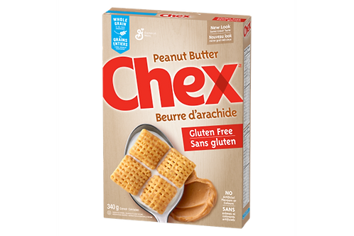 Chex Peanut Butter Cereal Special Edition
