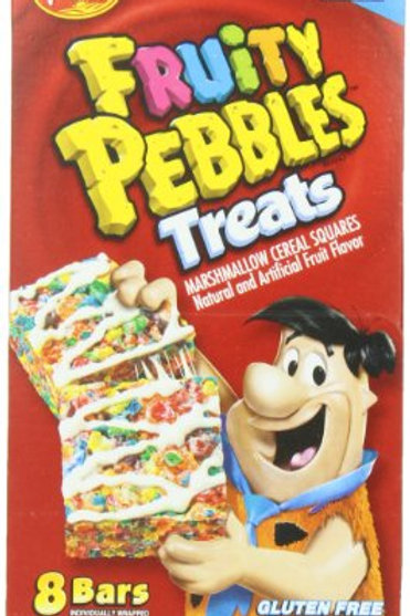 Fruity Pebbles Treats (8 Pack)
