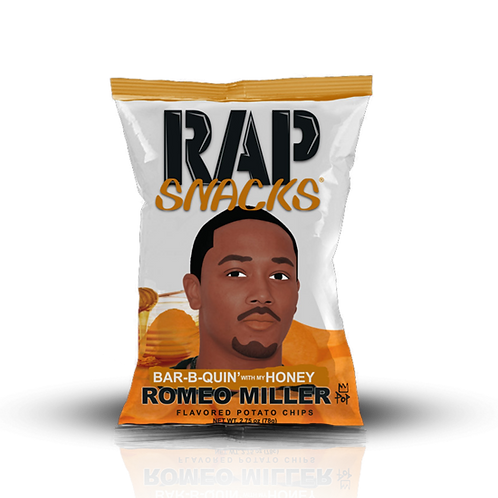 Romeo Miller | Bar-B-Quin With My Honey Chips