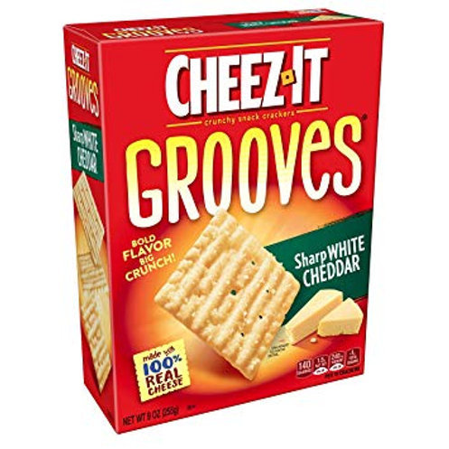 Cheez It Grooves