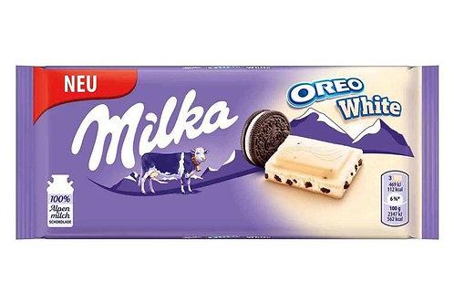 Milka White Oreo