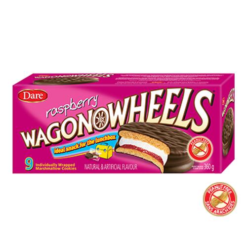 Rasberry Wagonwheels