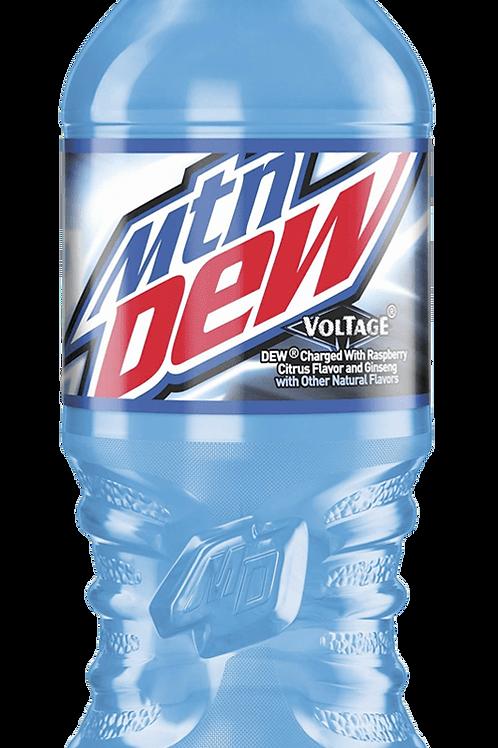 Mountain Dew Blue Voltage
