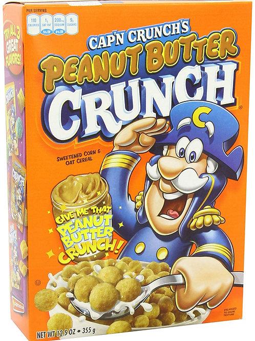 Capn Crunch's Peanut Butter Crunch