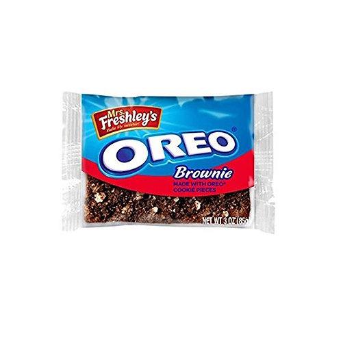 Oreo Brownie single