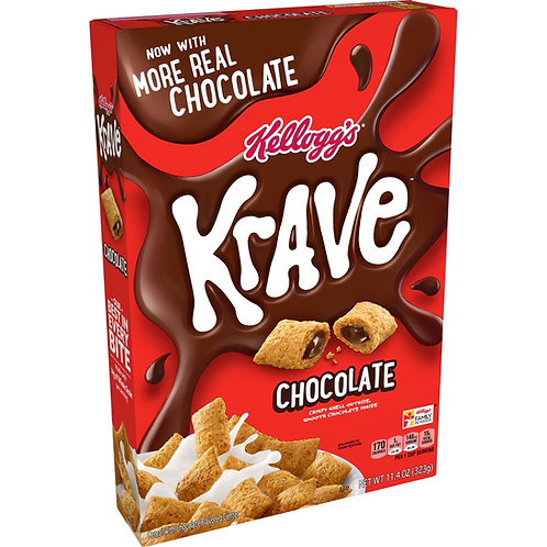 Krave Chocolate Cereal