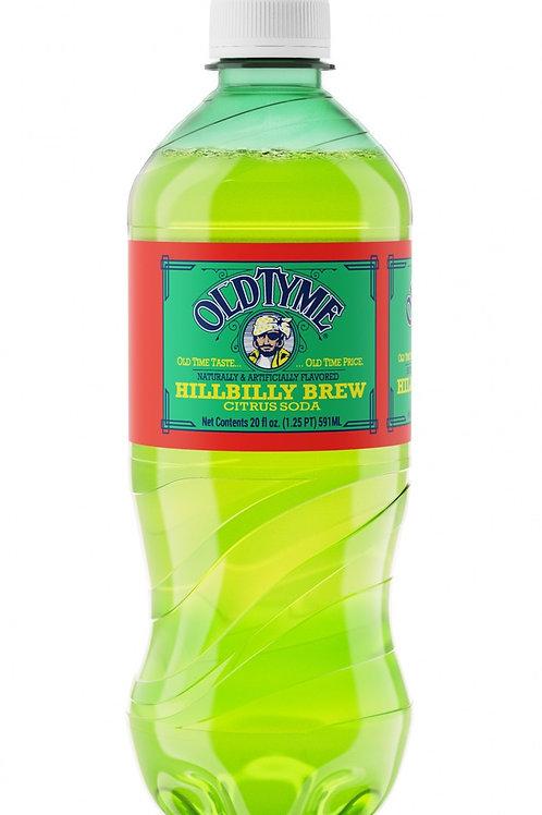 Old Tyme Hillbilly Brew