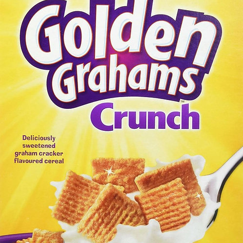 Golden Grahams Crunch
