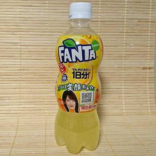 Fanta Lemon (Japan)