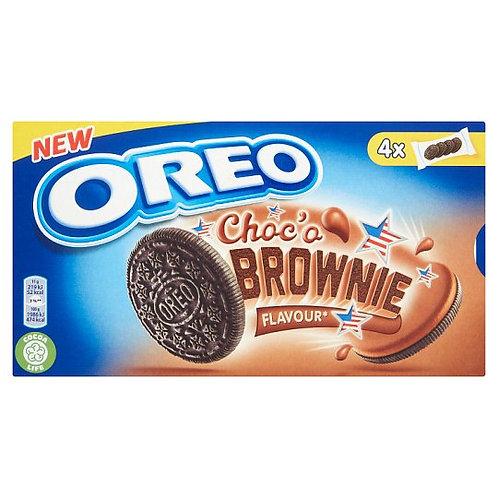 Oreo Choco Brownie Flavor