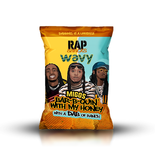 Migos | Bar-B-Quin' With My Honey with a Dab of Ranch
