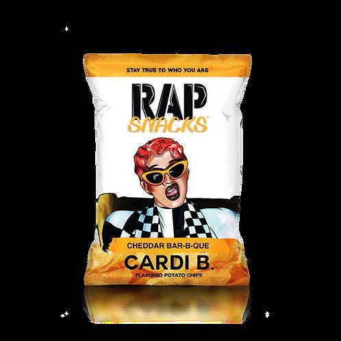 Cardi B | Cheddar BBQ Potato Chips