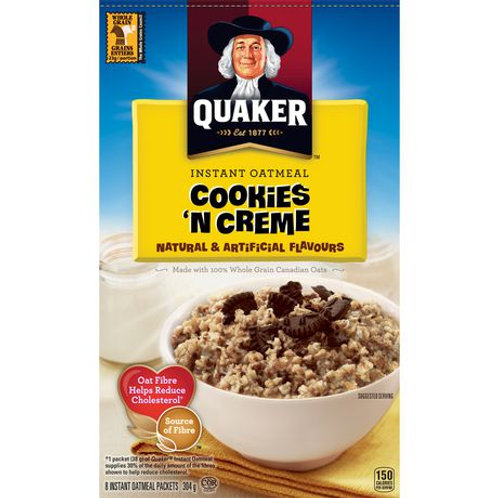 Quaker Cookies N Creme