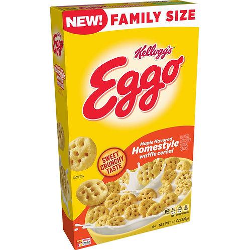 Eggo Maple Homestyle Waffle Cereal