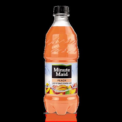Minute Maid Peach 591ml Bottle