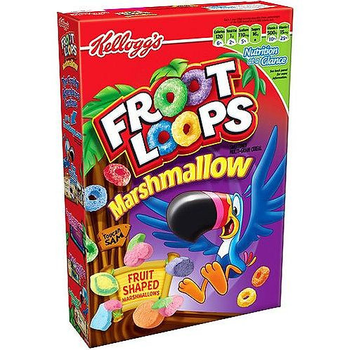 Froot Loops Marshmellow