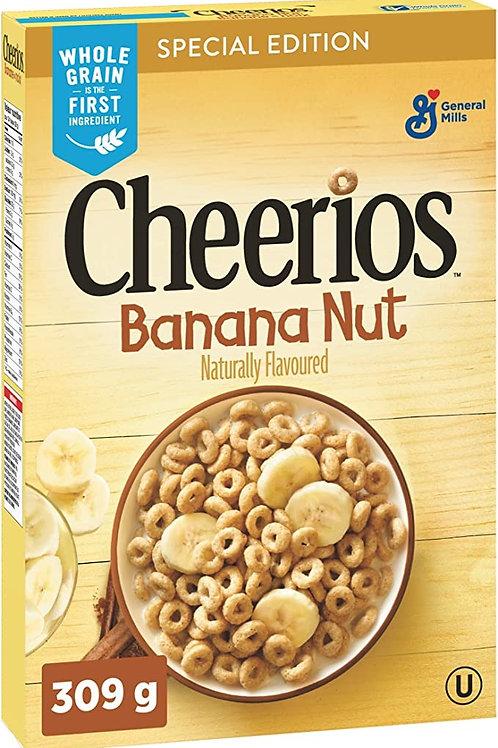 Banana Nut Cheerios Cereal