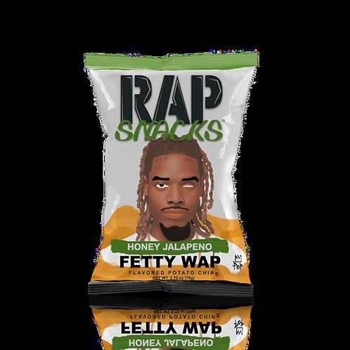 Fetty Wap | Honey Jalapeño Chips